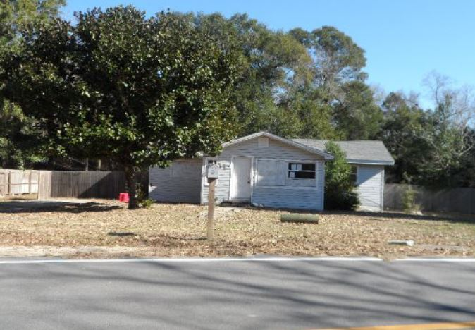 Walton County foreclosures – 180 Eastern St, Freeport, FL 32439