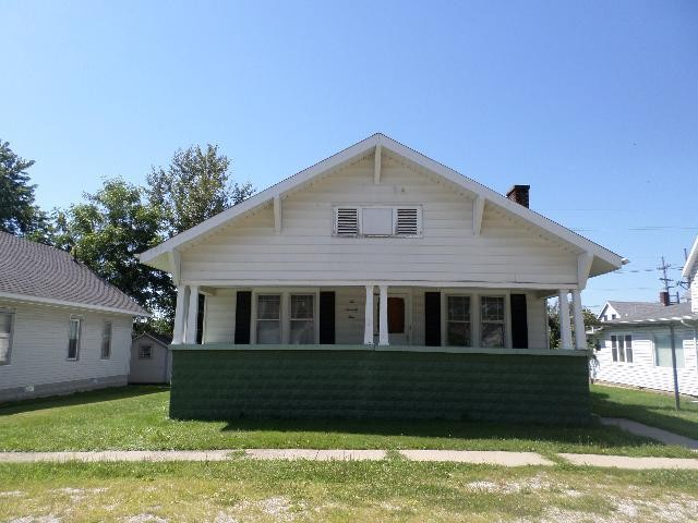 Greene County foreclosures – 279 B St Se, Linton, IN 47441