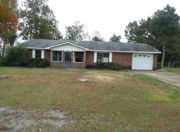 Marshall County foreclosures – 1206 Highpoint Rd, Albertville, AL 35950