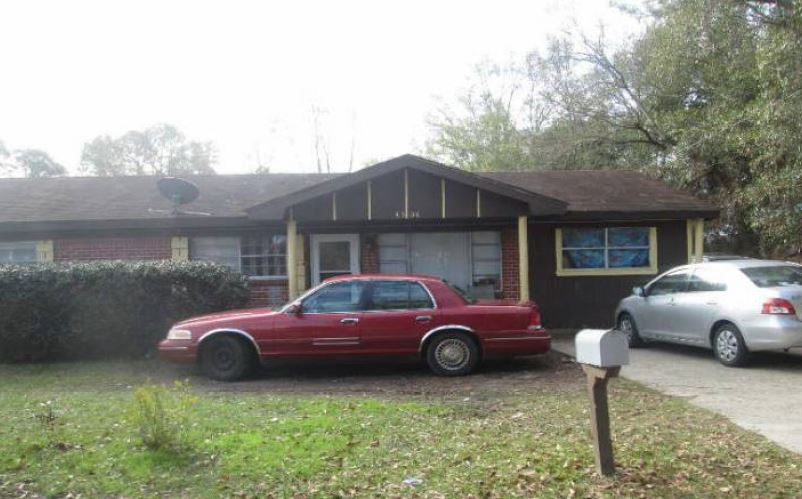 Jackson County foreclosures – 4506 General McArthur St, Moss Point, MS 39563