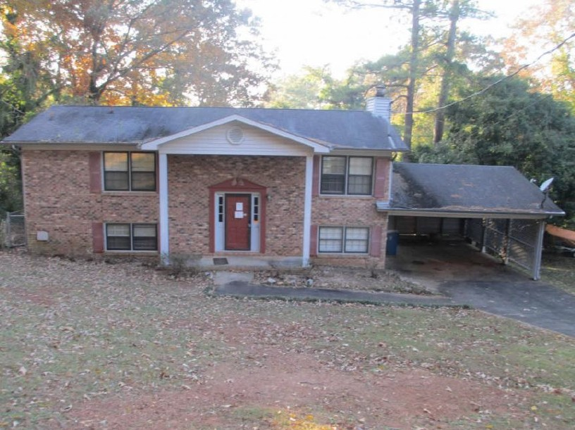 Calhoun County foreclosures – 603 10th Ave Ne, Jacksonville, AL 36265