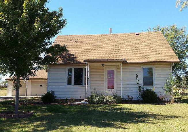 Sumner County foreclosures – 112 S 2nd St, Conway Springs, KS 67031