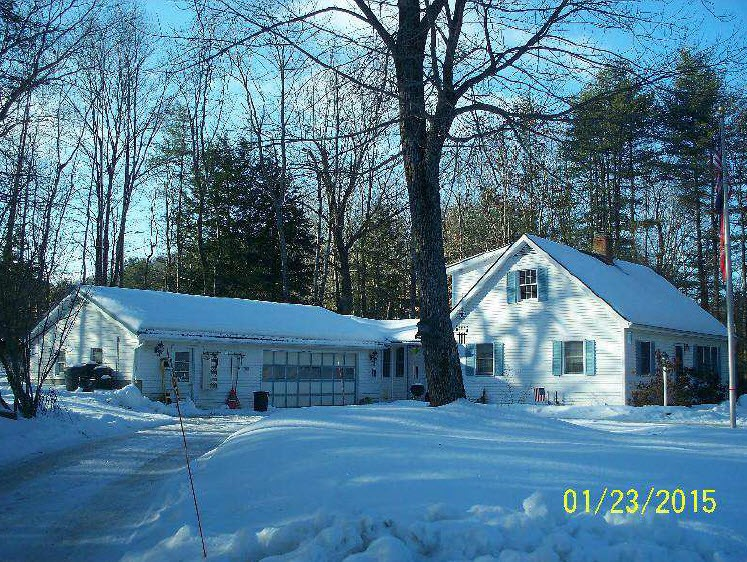 Windsor County foreclosures – 7 Pleasant Valley Rd, Springfield, VT 05156