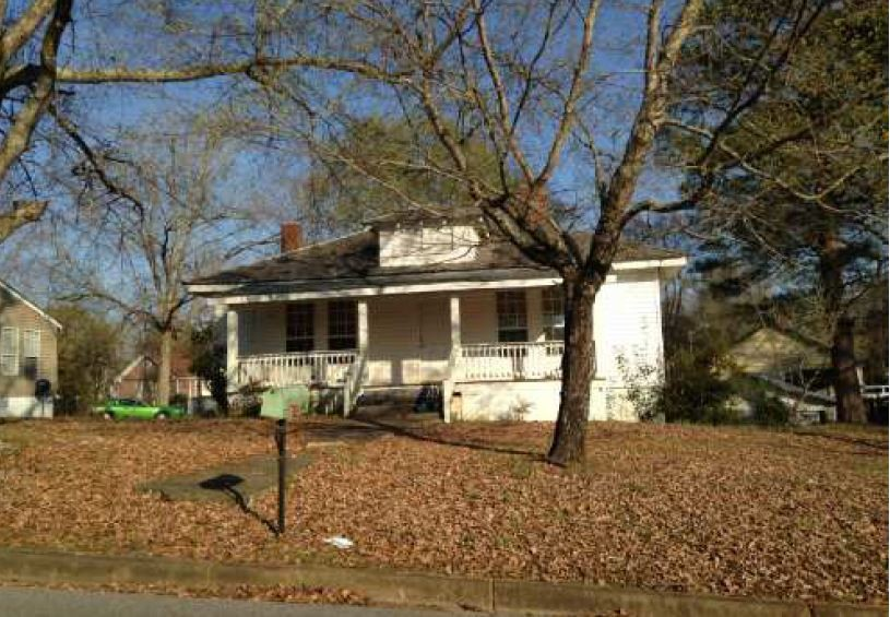 Tallapoosa County foreclosures – 304 Redden Ave, Tallassee, AL 36078