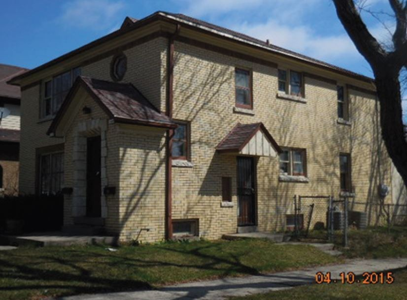Milwaukee foreclosures – 3000-3002 N 60th St, Milwaukee, WI 53210