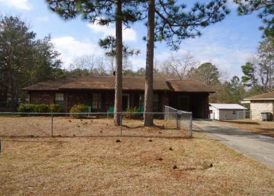 Forrest County foreclosures – 106 Upton Dr, Hattiesburg, MS 39402