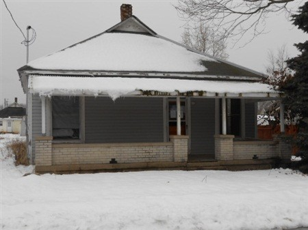 Morgan County foreclosures – 219 Park St, Morgantown, IN 46160