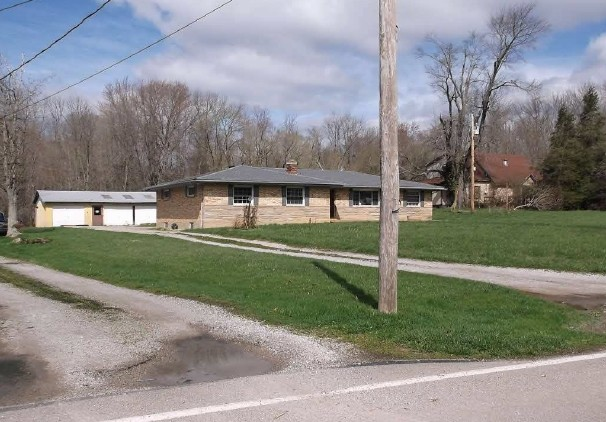Clermont County foreclosures – 3193 Williamsburg Bantam Rd, Bethel, OH 45106