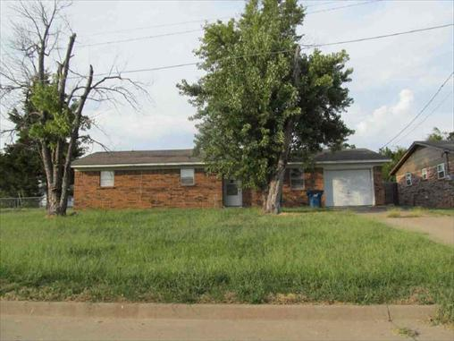 Pittsburg County foreclosures – 429 W Ottawa Ave, Mcalester, OK 74501