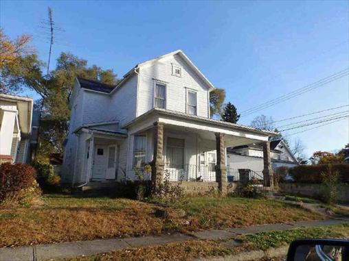 Sidney foreclosures – 120 Mound St, Sidney, OH 45365