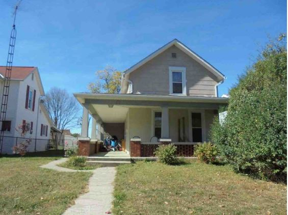 Champaign County foreclosures – 220 Sara St, Urbana, OH 43078