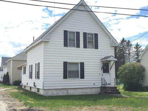 Fairfield foreclosures – 21 Burrill St, Fairfield, ME 04937