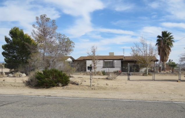 Joshua Tree foreclosures – 2953 Border Ave, Joshua Tree, CA 92252