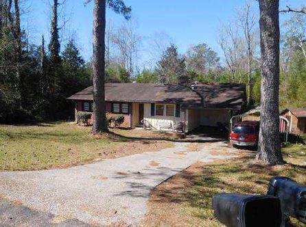 Jones County foreclosures – 3130 Dogwood Ave, Laurel, MS 39440