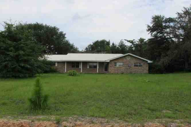 Washington County foreclosures – 2608 Parrish Still Rd, Vernon, FL 32462