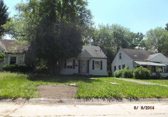 21435 Thatcher, Detroit, MI 48219