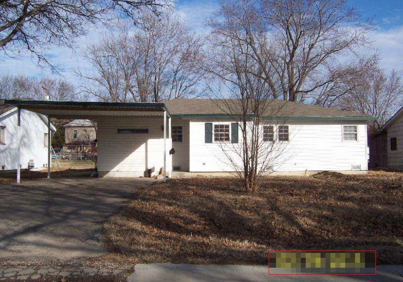 Washington County foreclosures – 504 N Pawnee Ave, Dewey, OK 74029