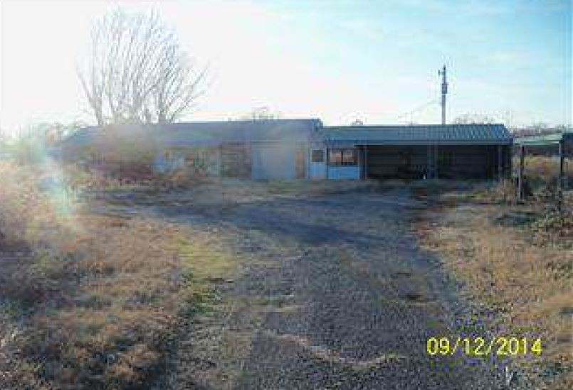 Muskogee County foreclosures – 7279 N 49th St E, Fort Gibson, OK 74434
