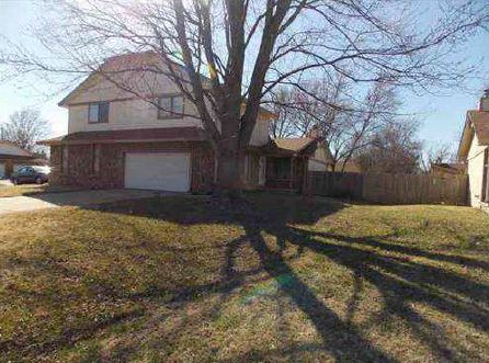 Derby foreclosures – 603 N Tanglewood Rd, Derby, KS 67037