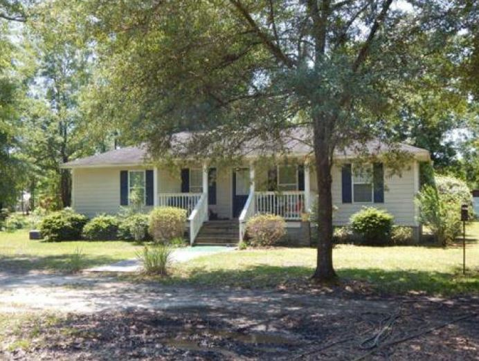 Jasper County foreclosures – 332 Carters Mill Rd, Ridgeland, SC 29936