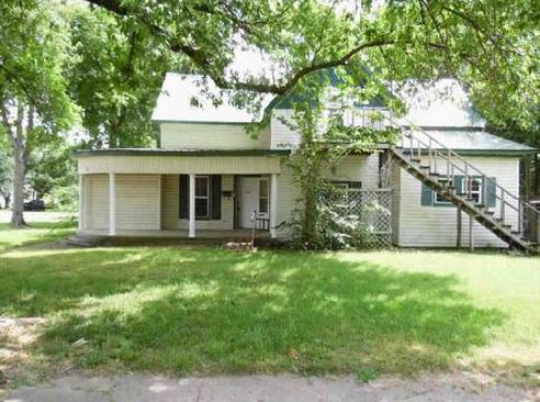 Creek County foreclosures – 302 S Water St, Sapulpa, OK 74066