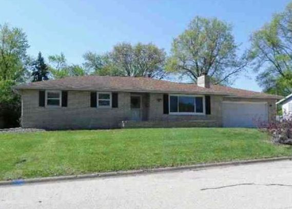 Morton foreclosures – 1060 Johnson St, Morton, IL 61550