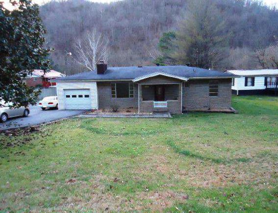 Pikeville foreclosures – 7051 Millard Hwy, Pikeville, KY 41501