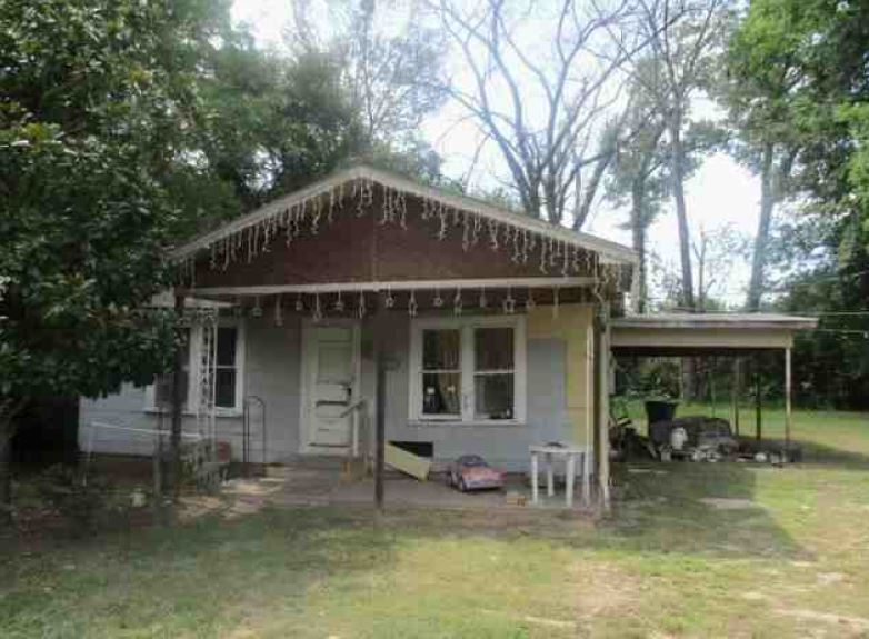 Titus County foreclosures – 1231 Dove Ave, Mt Pleasant, TX 75455